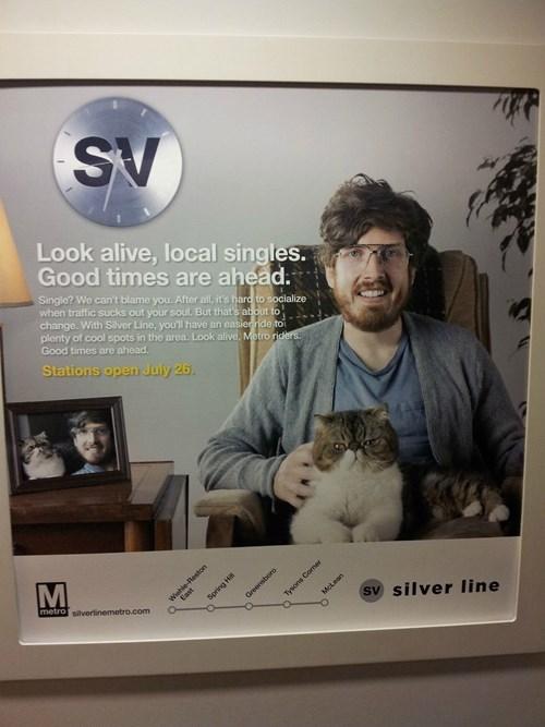 metro silver line public transit funny - 8282392832