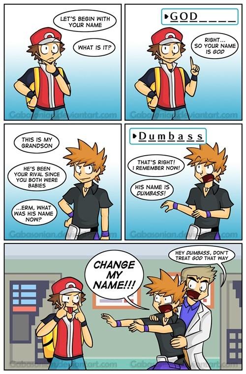 Pokémon naming web comics - 8282749440