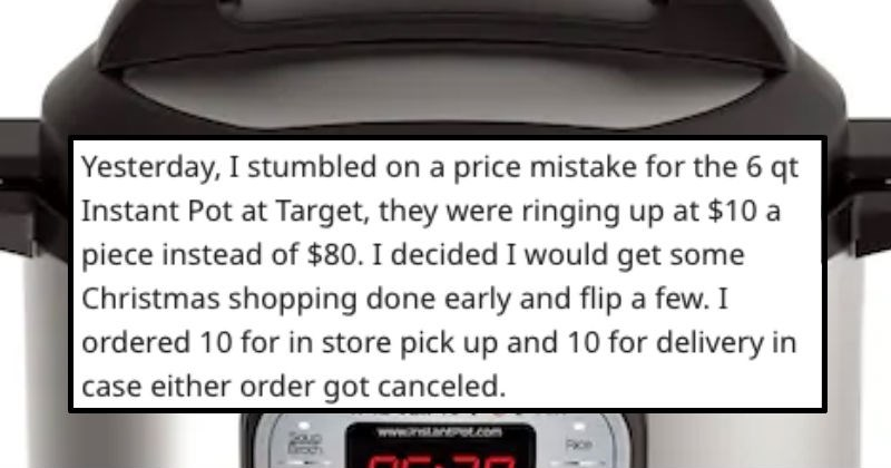 suspect FAIL cooking pressure crime story dumb Target mistake funny stupid store cooker police - 8283909