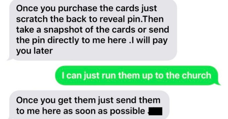 guy photoshops photos to make fun of scammer