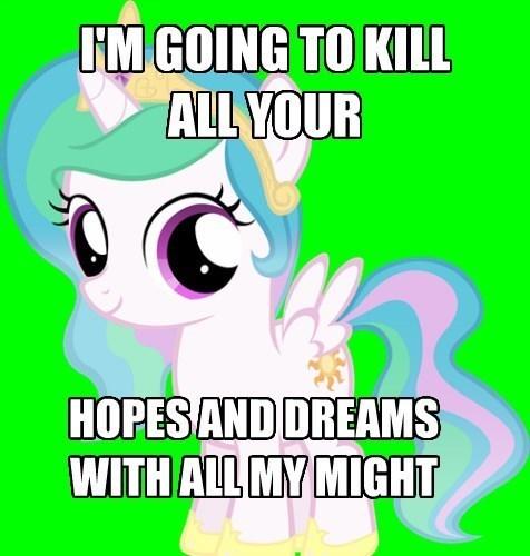 foal princess celestia squee - 8284429056