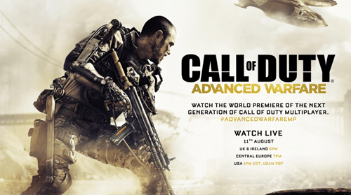 call of duty,livestream,call of duty advanced warfare,Video,Video Game Coverage