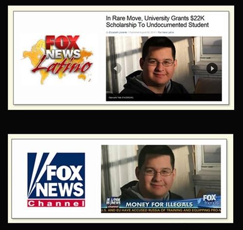 news fox news immigration journalism - 8284619264