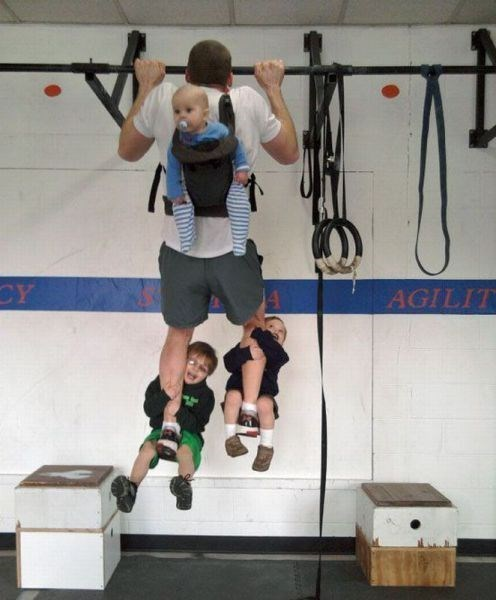 baby kids pull ups exercise parenting g rated - 8284689152