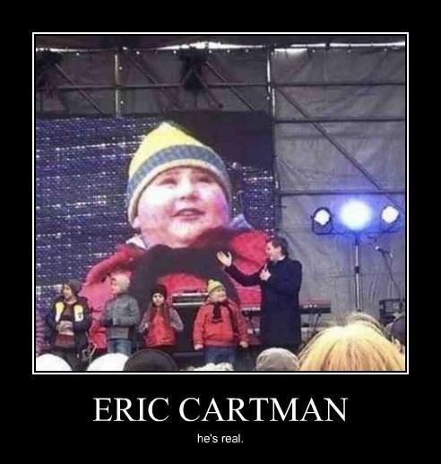 IRL southpark cartman funny - 8284703232
