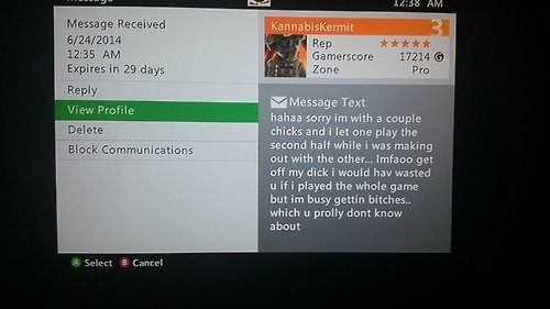 messages,cringe,gamers,xbox