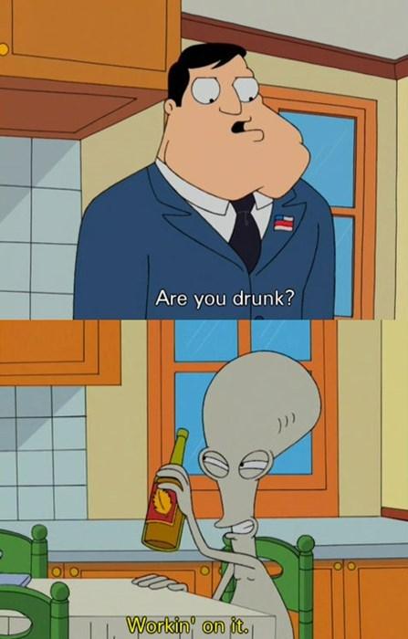 drunk american dad funny - 8284888832