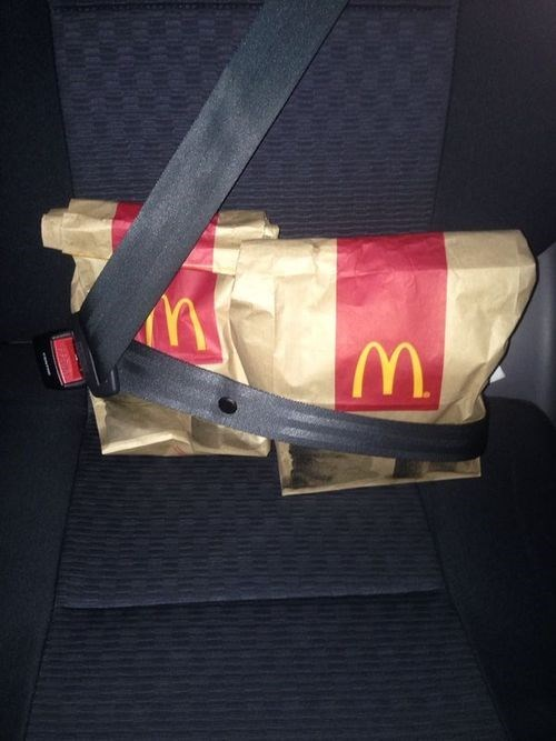 McDonald's fast food - 8284926976