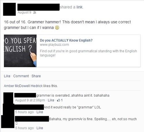 grammar irony spelling - 8284987648