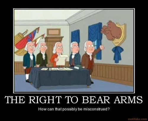 family guy founding fathers second amendment funny - 8285444608