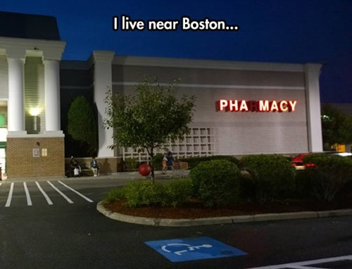 boston accent boston - 8285703680