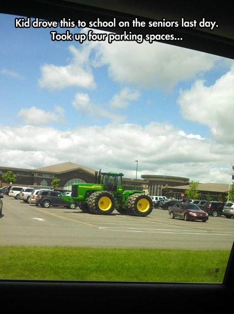 school,tractors