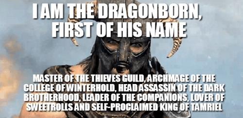 Game of Thrones Skyrim Daenerys Targaryen - 8285800960