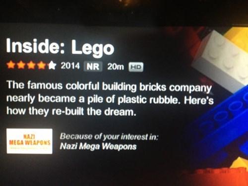 lego,netflix
