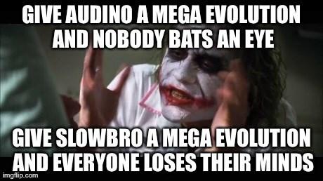 mega evolutions Memes joker mind loss - 8285851392