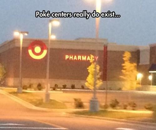 Pokémon pokemon centers Target pharmacy - 8285872128
