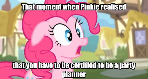 pinkie pie party pony - 8285892864