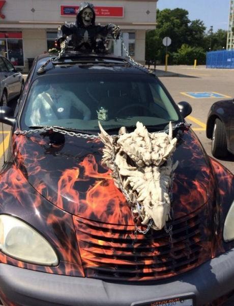 cars oh god why DIY - 8285907968