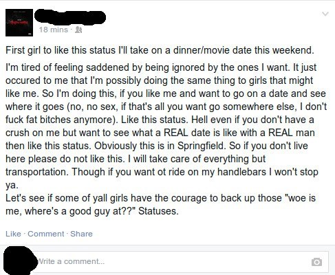 cringe friendzone fedora dating failbook g rated - 8285942272