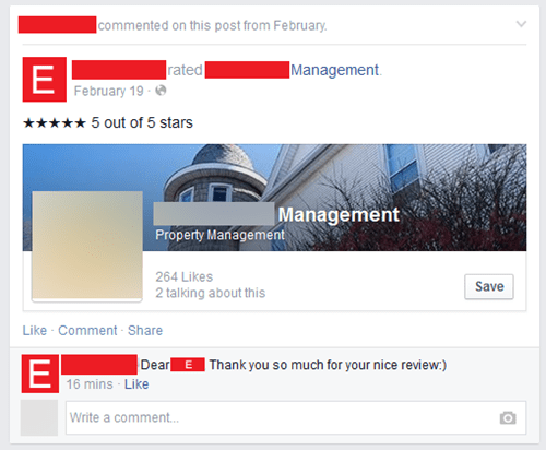 review parentbook facebook business - 8285943808