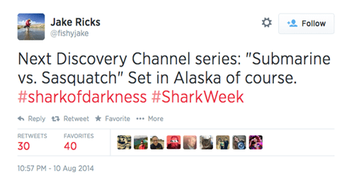 twitter,shark week,true facts
