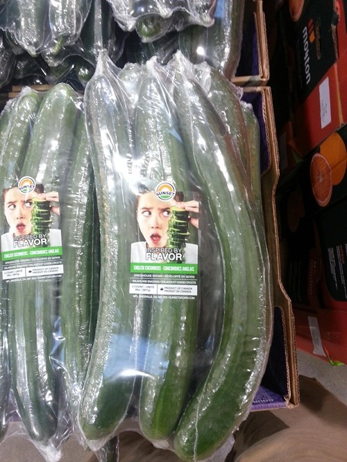 sex toys,cucumbers,NSFW