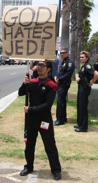 star wars god hates jedi Star Trek Jedi - 8286446080