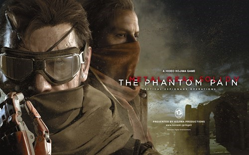 metal gear solid V,gifs,Video Game Coverage