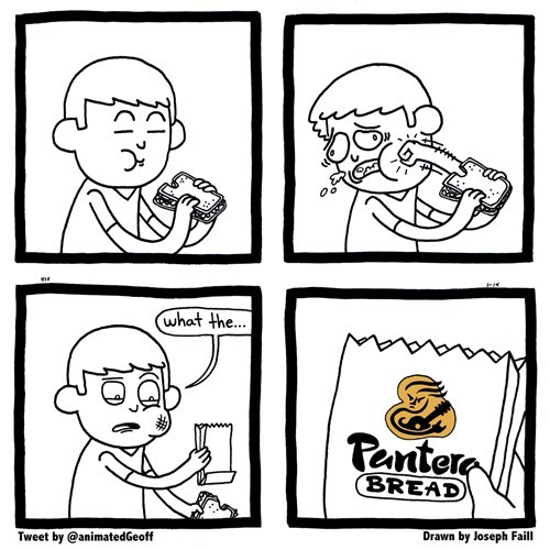 metal pantera bread web comics - 8286562560