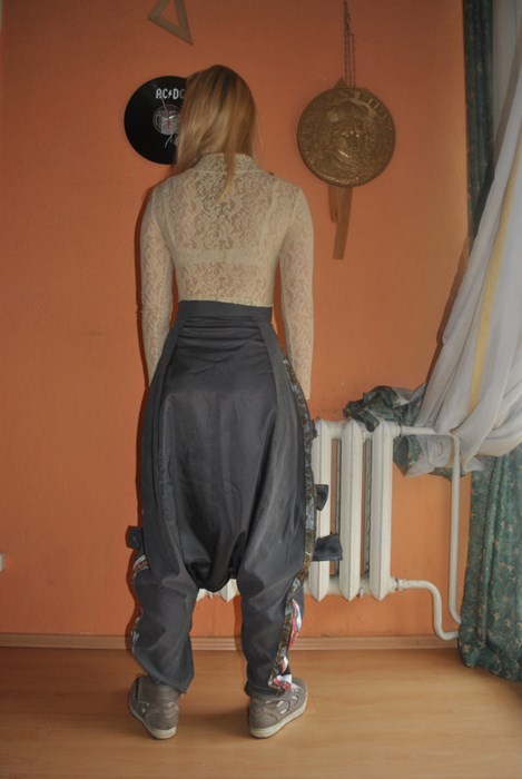poorly dressed saggy pants pants - 8286627072