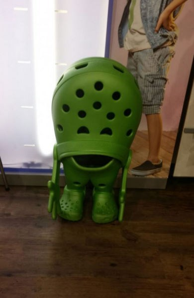 poorly dressed crocs - 8286652672
