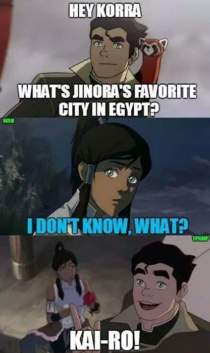 jinora cartoons Avatar korra - 8286716672