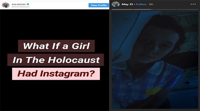 holocaust memorial day instagram