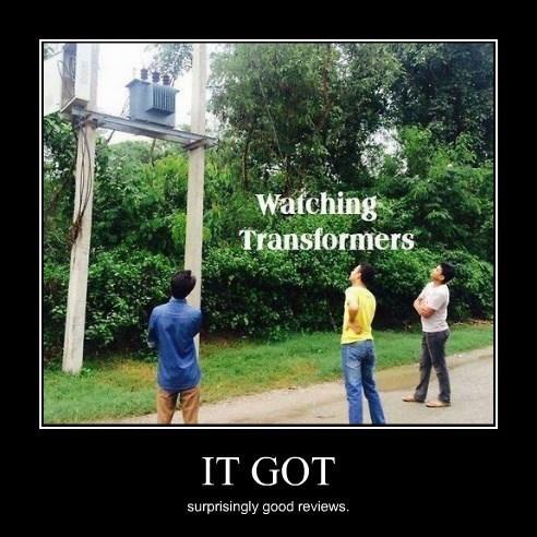 reviews transformers Movie funny - 8287875328