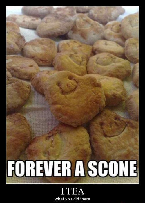 forever alone scone funny - 8287892992