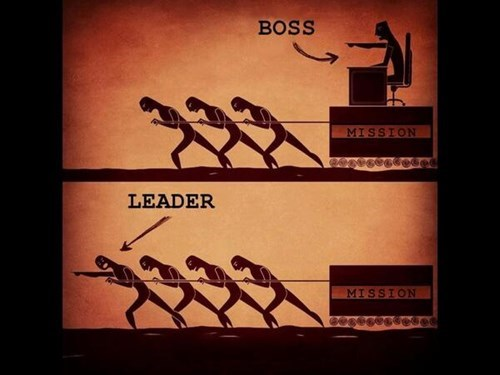 monday thru friday,boss,leader