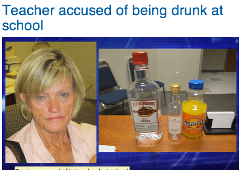 drunk awesome teacher funny - 8288038144