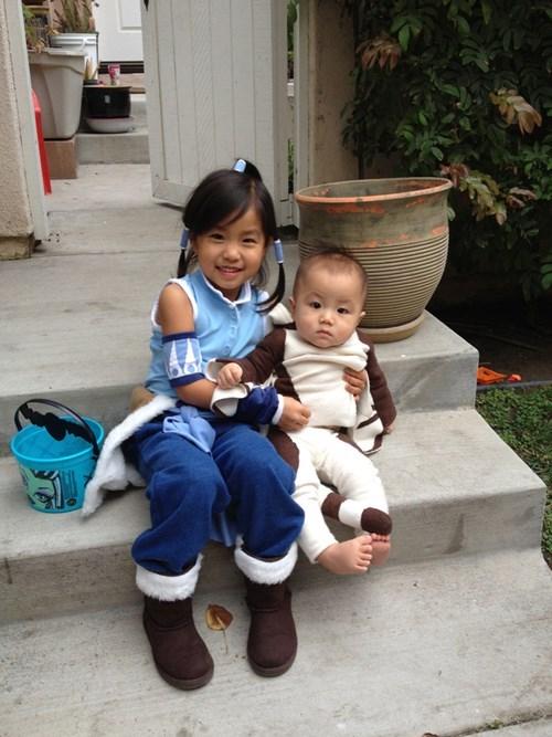 cosplay kids Avatar korra - 8288068096