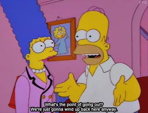 lazy the simpsons - 8288100864