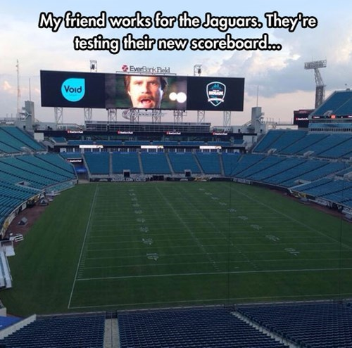 nfl,Ron Burgundy,anchorman,football,jacksonville jaguars