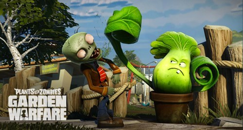 plants vs zombies EA origin garden warfare free Video Game Coverage - 8288814336