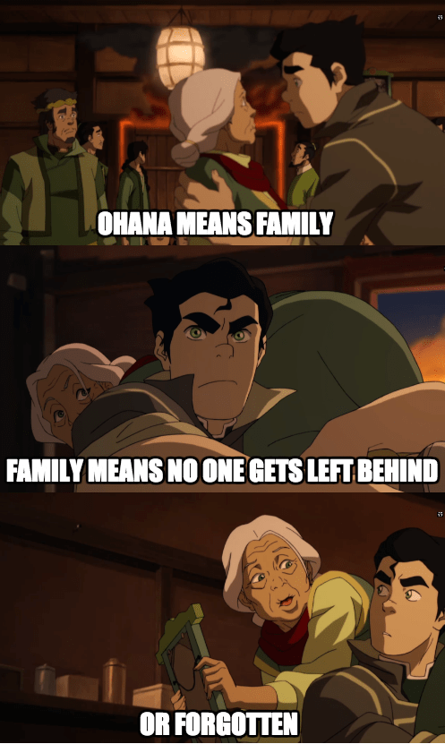 crossover lilo and stitch cartoons Avatar korra - 8288852992