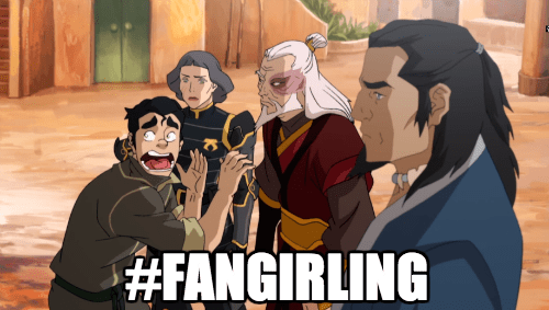zuko bolin fandom problems fangirls Avatar korra - 8288862208