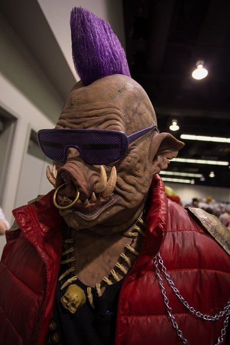 bebop and rocksteady,cosplay,TMNT,warthog