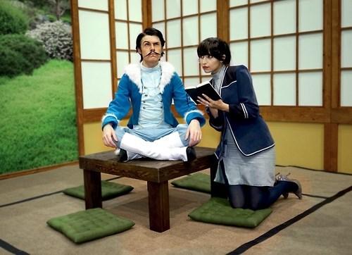 cosplay cartoons Avatar korra - 8289103104