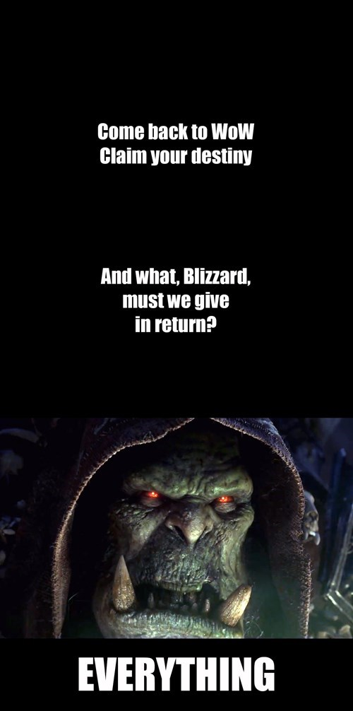expansions world of warcraft blizzard