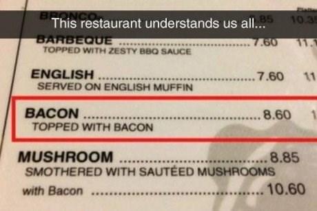bacon - 8289140992