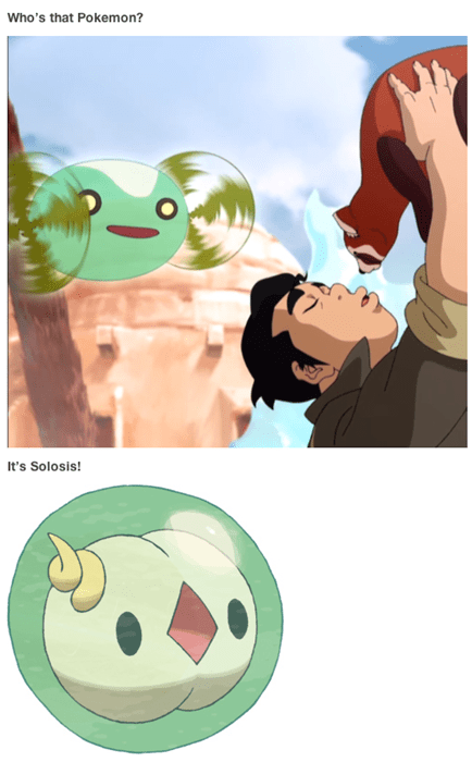 crossover Pokémon cartoons Avatar korra - 8289158144