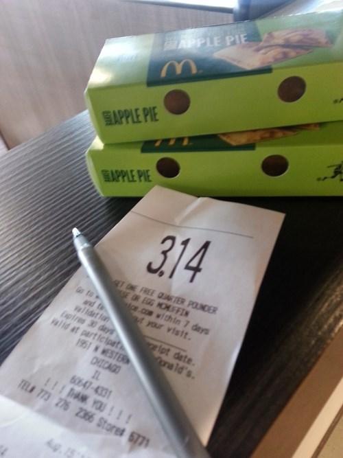 puns,math,fast food