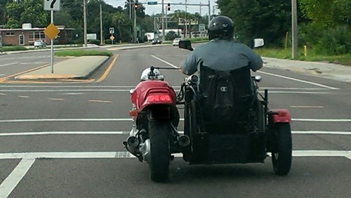 wheelchair,BAMF,motorcycle